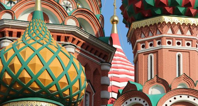 catedral san basilio rusia moscú