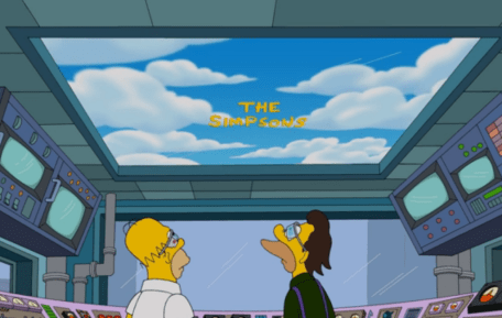 simpsons gafas 1024x649 Los Simpsons estrenan Google Glass en su último episodio