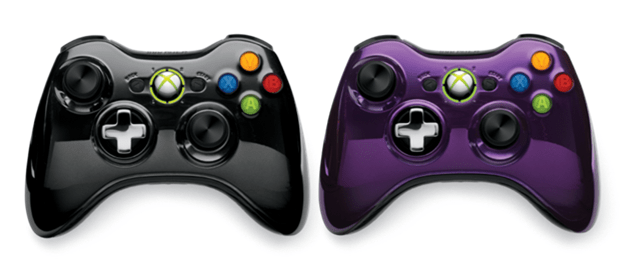 xbox serie chrome Microsoft trae de vuelta la Serie Chrome para Xbox 360