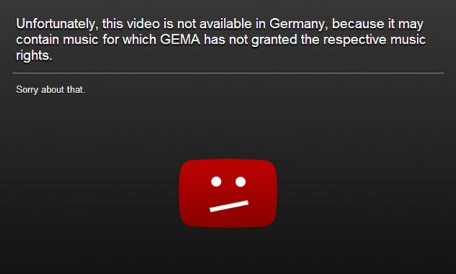 youtube alemania