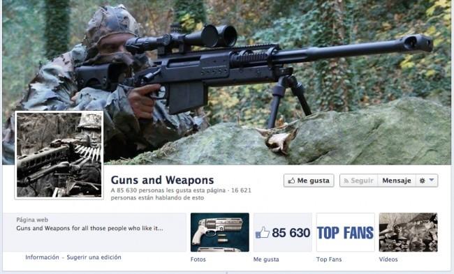 armas facebook