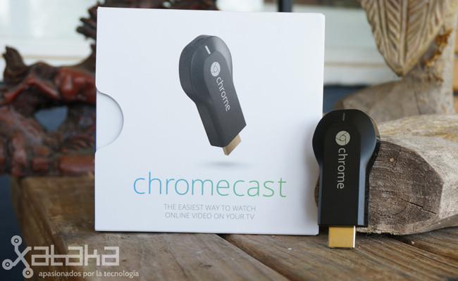 Chromecast España