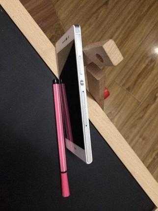 11 El nuevo Huawei Ascend P7 se deja ver por primera vez
