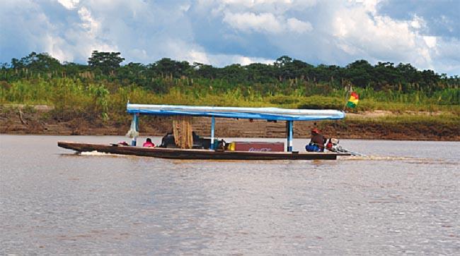 Los encantos de la naturaleza singular del río Ichilo