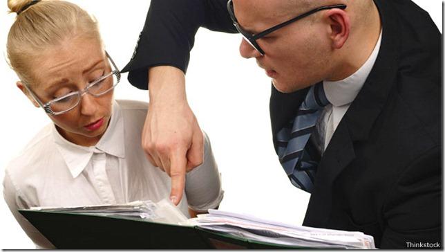 El 50% de los trabajadores que son víctimas de groserías reducen su rendimiento , según un estudio en EE.UU.