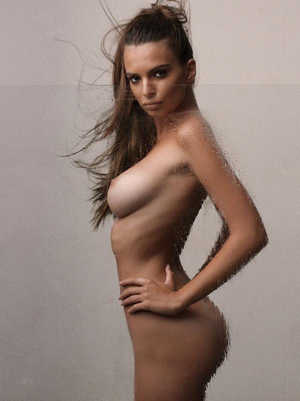 Emily Ratajkowski - Mark Sacro photoshoot (2)