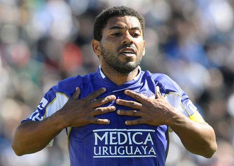 El experimentado volante Nicolás Olivera no estará en el choque ante The Strongest del jueves. Foto: www.uruguaydeportivo.com