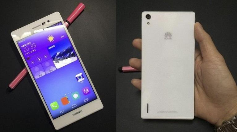 Sin t%C3%ADtulo5 El nuevo Huawei Ascend P7 se deja ver por primera vez