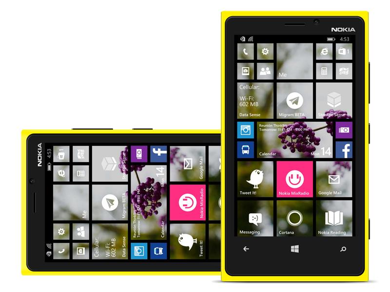 Windows Phone 8.1 Preview Destacada