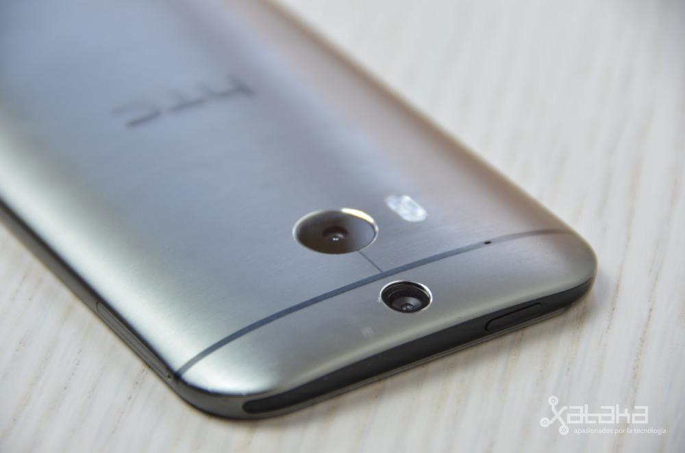 HTC One M8 doble cámara