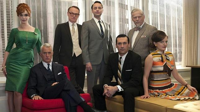 HBO rechazó «Mad Men»