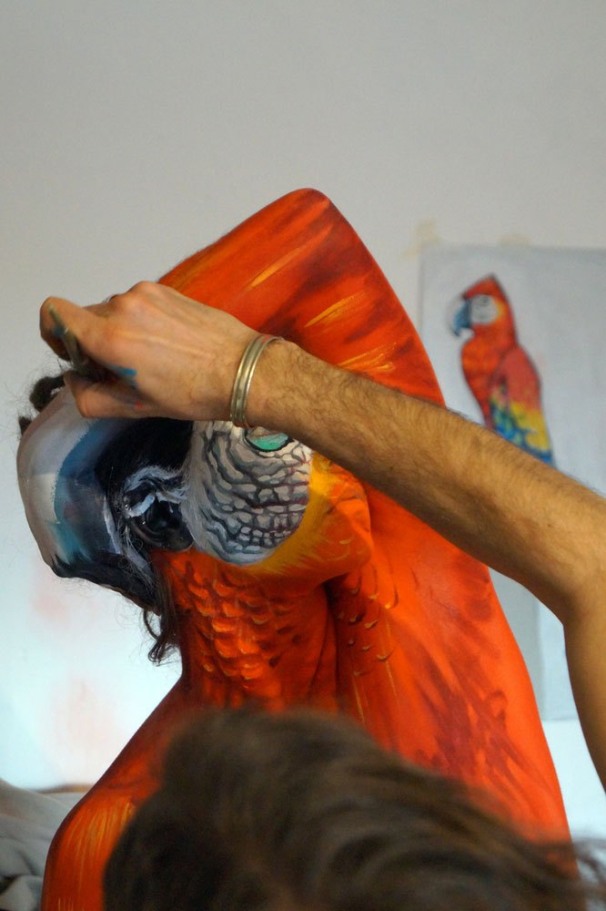 parrot-body-painting-by-johannes-stotter-4