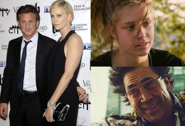 Sean Penn, Charlize Theron, Adèle Exarchopoulos y Javier Bardem