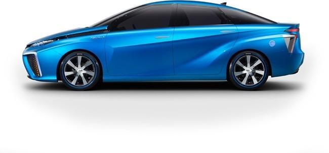 Toyota Fuel car