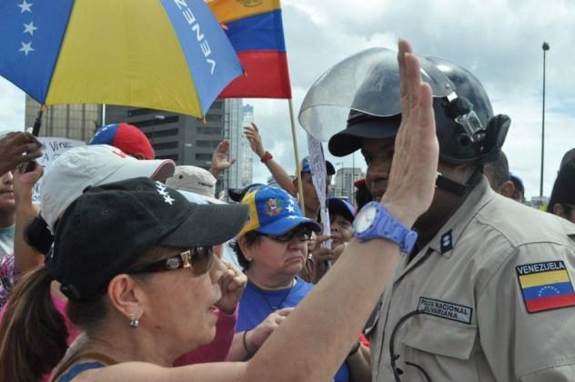 protestas Venezuela8