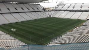 Estadio de Sao Paulo: Arena Corinthians