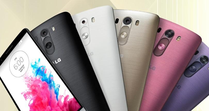 LG G32 LG vende 100.000 unidades de su LG G3 en tan sólo 5 días