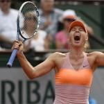Maria Sharapova-Roland Garros 2014 (4)