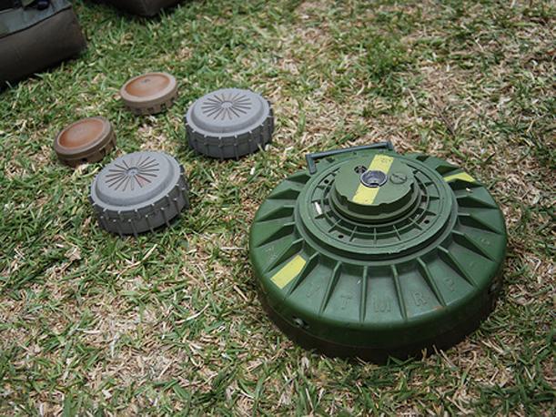 Estados Unidos dejará de fabricar minas antipersonales este año