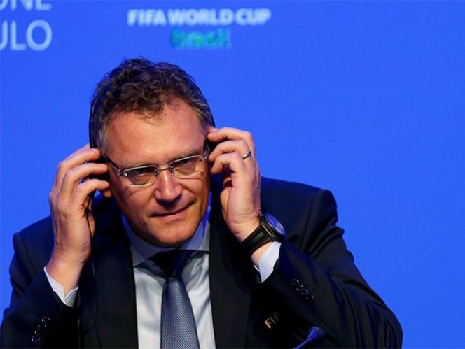 Valcke recomienda a Suárez recibir tratamiento (Reuters)