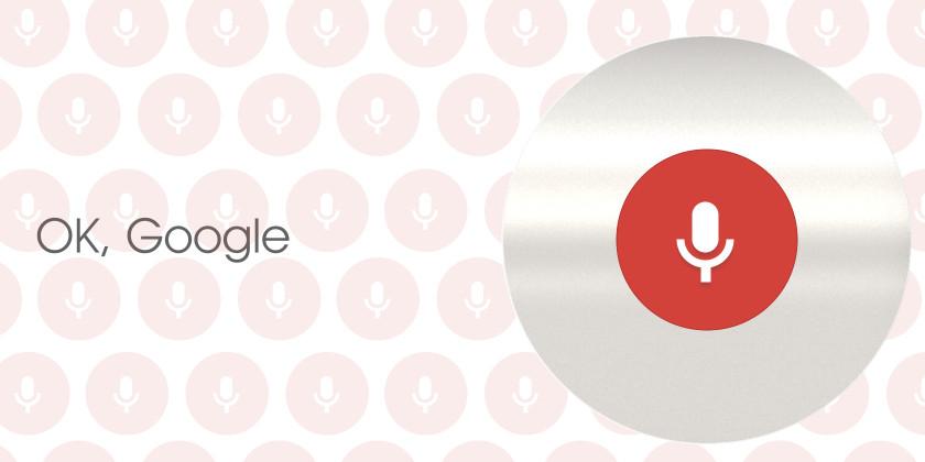 ok google El termino OK Google da un paso al frente