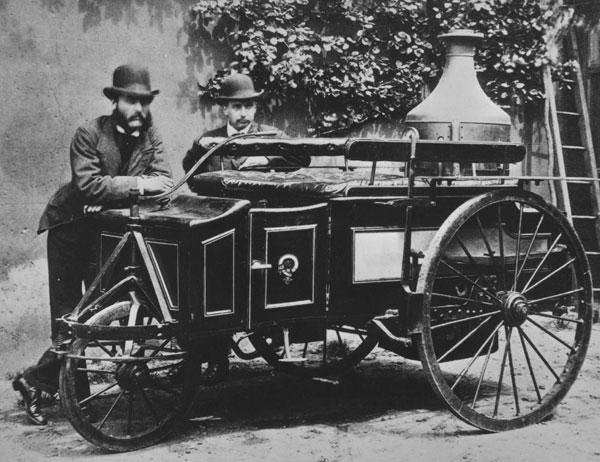 ¿Por qué desaparecieron los coches de vapor?