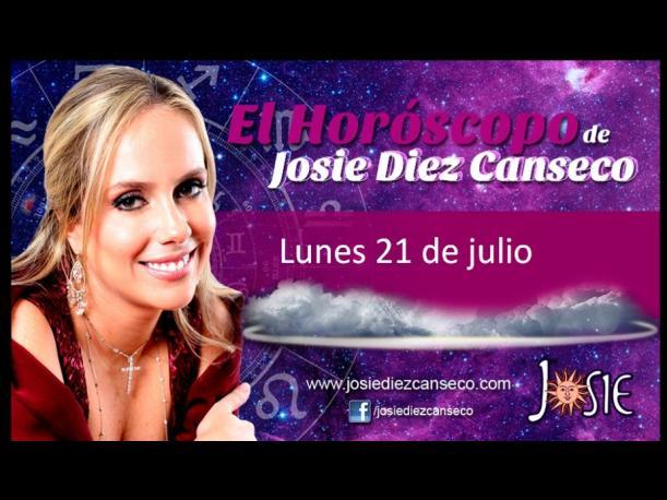 Josie Diez Canseco: Horóscopo del lunes 21 de julio (FOTOS)