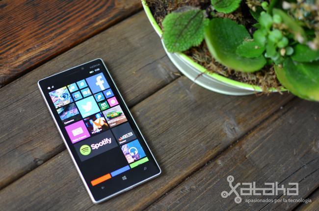 Nokia Lumia 930 análisis en Xataka