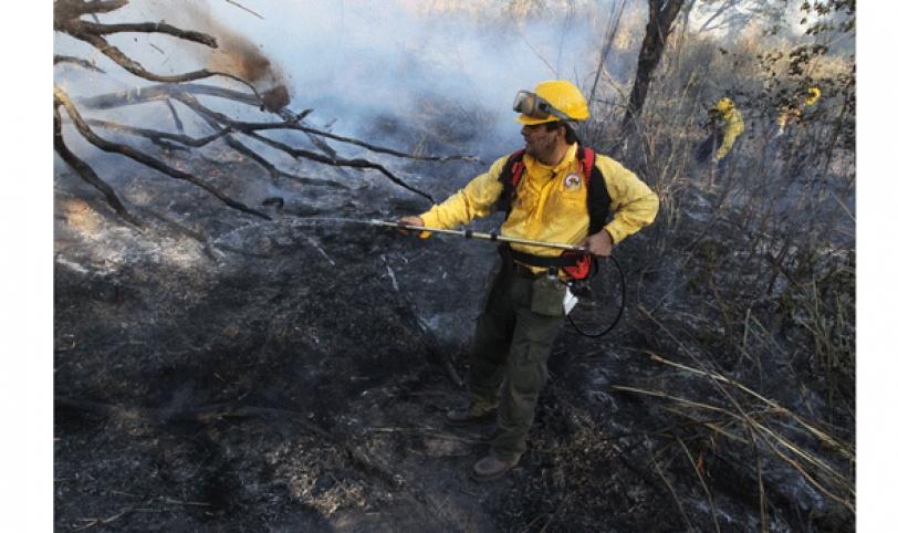 La Gobernación buscará reducir los casos de incendios en el departamento durante estos meses.