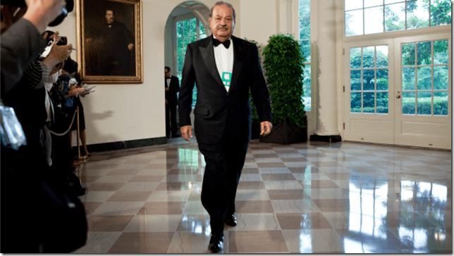 El empresario Carlos Slim emprendió un nuevo camino en sus negocios