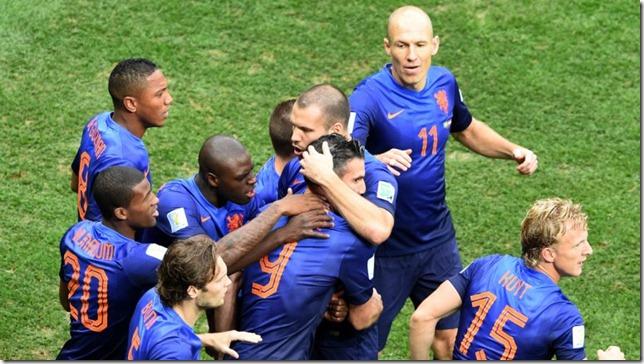 Holanda Brasil