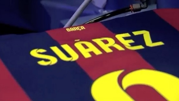 Luis Suarez_Barcelona