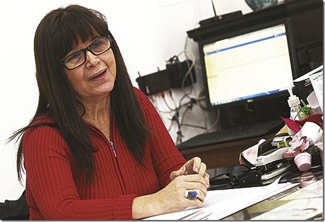 Silvia Rózsa deja el cargo para emprender un viaje al extranjero, aunque dijo que regresará a Bolivia.