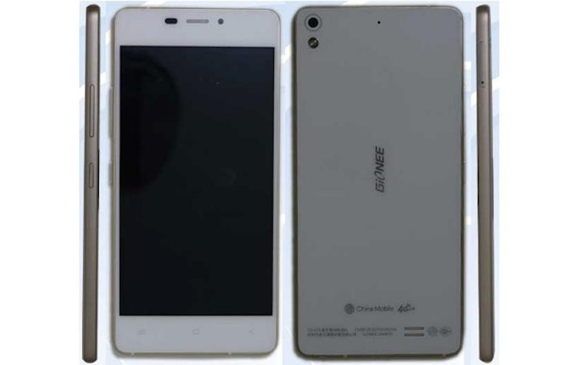 gionee gn9005 tenaa El próximo smartphone de Gionee quiere ser el más fino del mundo