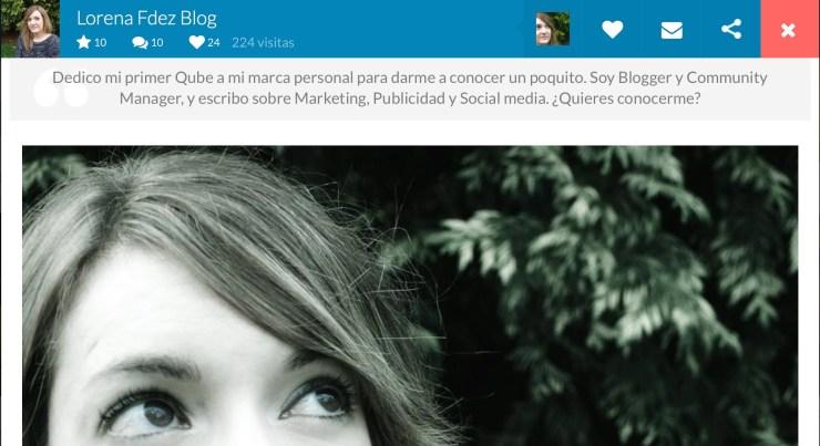 lorenblogqube