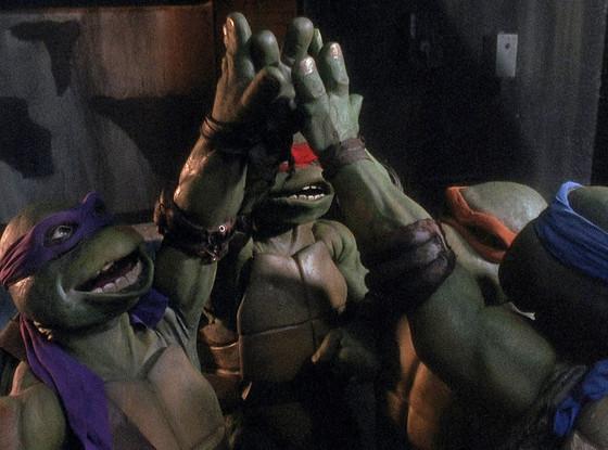 Teenage Mutant Ninja Turtles, 1990