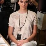 Donna Karan New York 30th Anniversary - Backstage - Mercedes-Benz Fashion Week Spring 2015