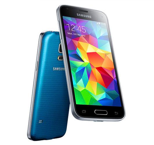 Diseño del Samsung Galaxy S5 Mini
