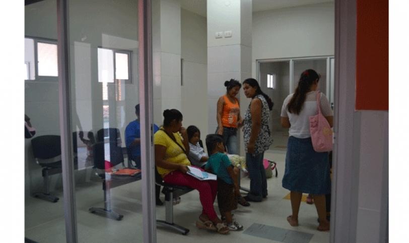 Aunque todavía falta completar equipamiento en el servicio, ya se ha comenzado a detectar casos de hemofilia.