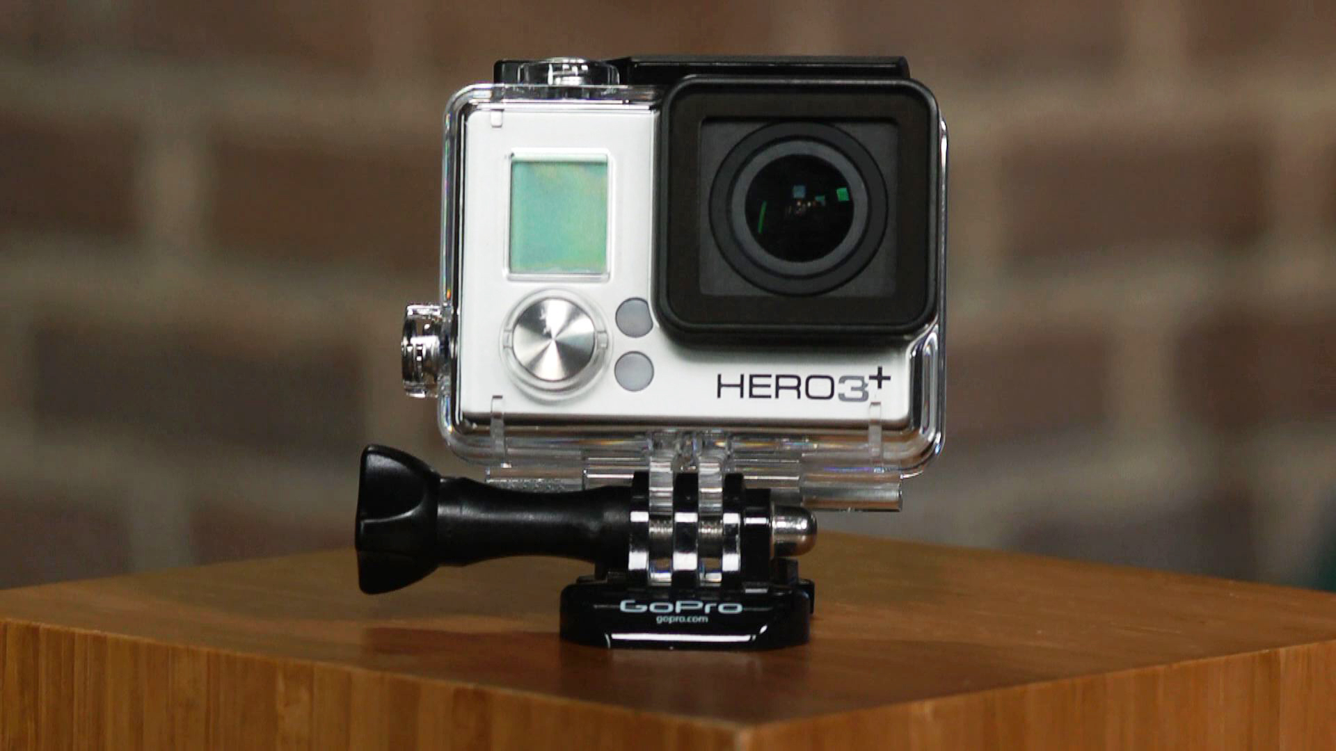 GoPro Hero3+ Silver Edition is satisfying