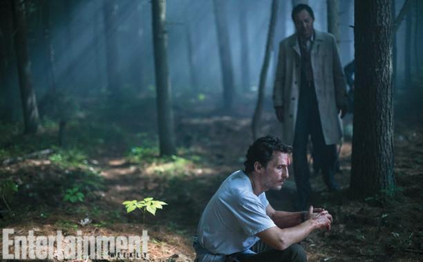 McConaughey y Watanabe en la primera imagen oficial de Sea of Trees