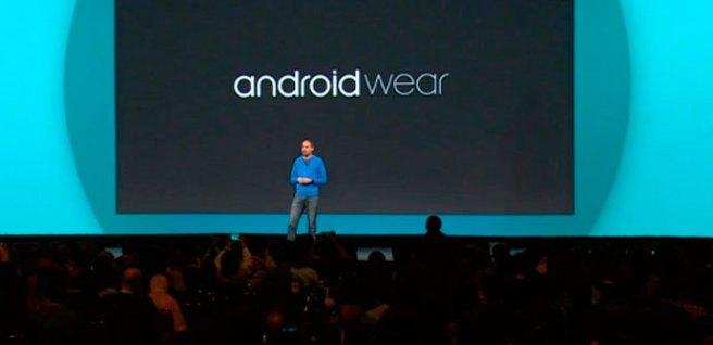 Presentacion de Android Wear