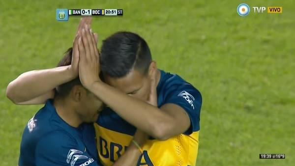 Banfield 0 - Boca 1