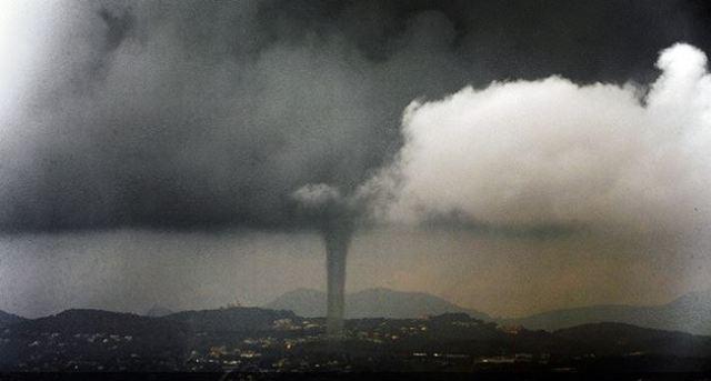 infierno climático AFP
