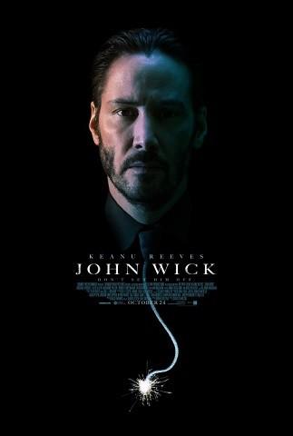 Cartel de 'John Wick'