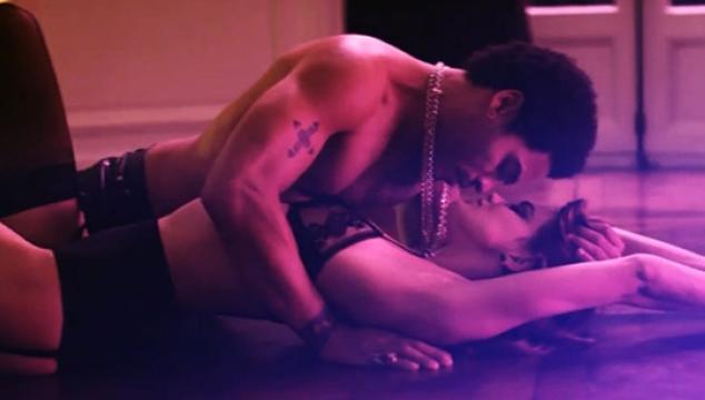 "imagen Lenny Kravitz estrena el erótico videoclip de ""The Chamber"""