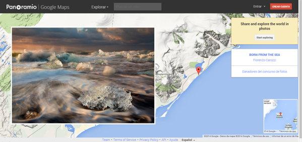 panoramio google maps