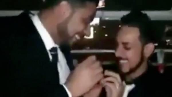 La primera boda gay en Egipto termina con arrestos
