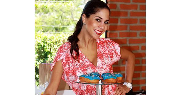 Vivian Fiaschetti, una empresaria muy dulce