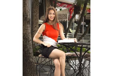 Mariana Prado. Es bachiller del Colegio American Cooperative School de La Paz
